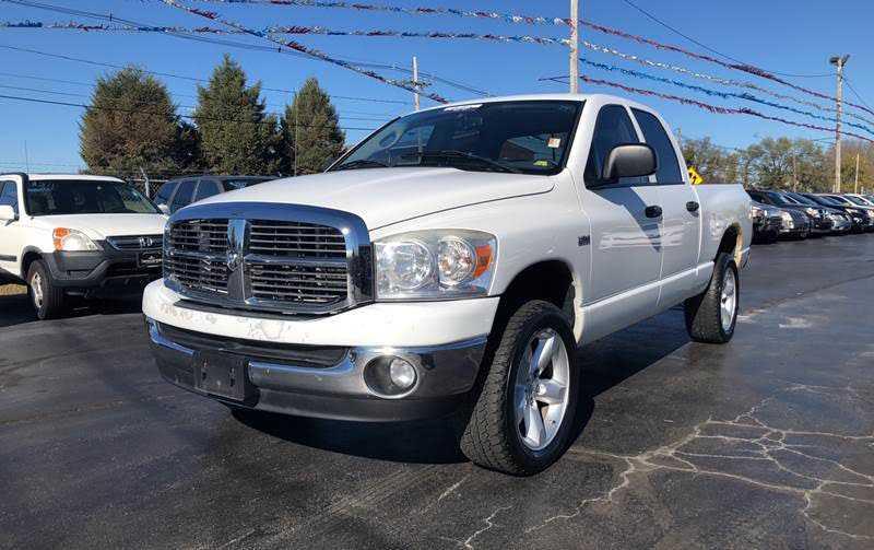 Dodge Ram 1500 2008 $6995.00 incacar.com