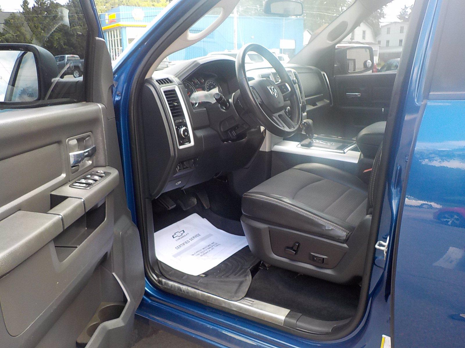 2010 Dodge Ram 1500 Truck 4x4 Crew Cab