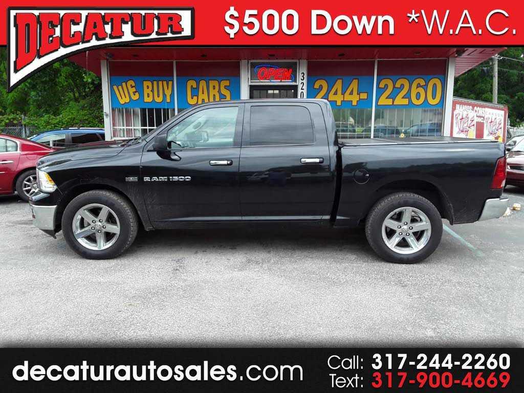 Dodge Ram 1500 2011 $500.00 incacar.com