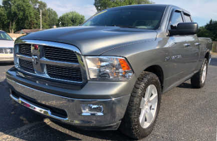 Dodge Ram 1500 2012 $11950.00 incacar.com