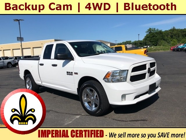 used Dodge Ram 1500 2014 vin: 1C6RR7FT8ES194996