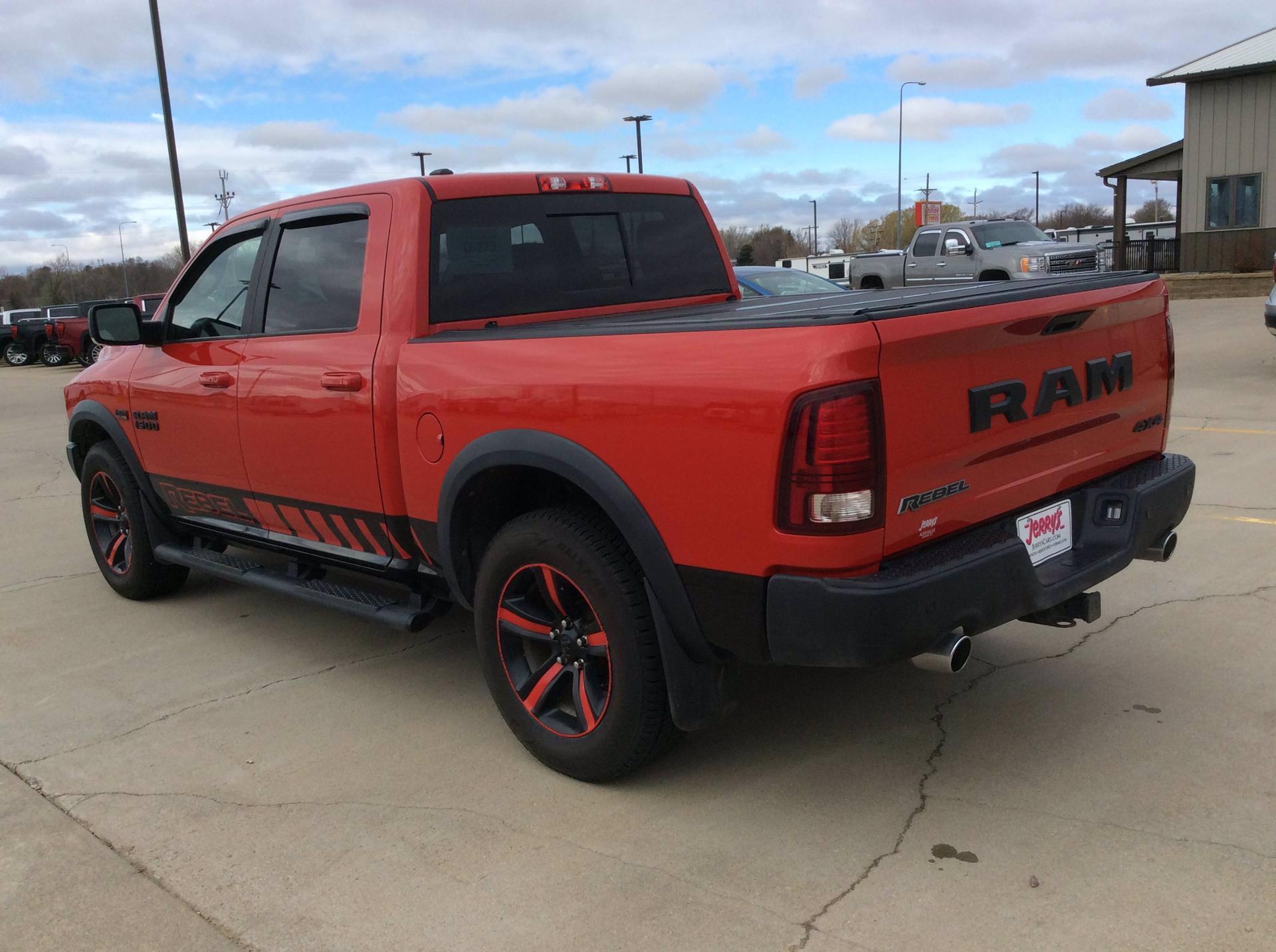 2016 RAM 1500 Rebel
