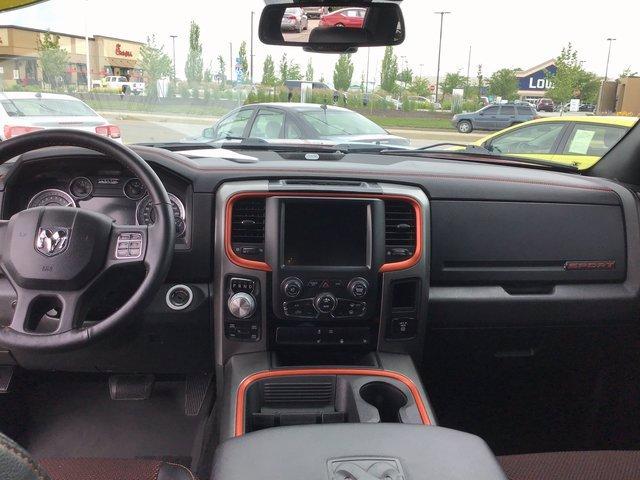 2017 RAM 1500 Sport