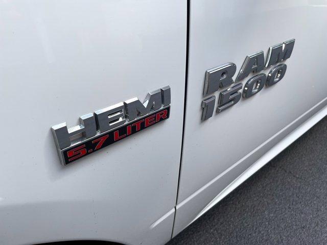 2018 RAM 1500 Big Horn
