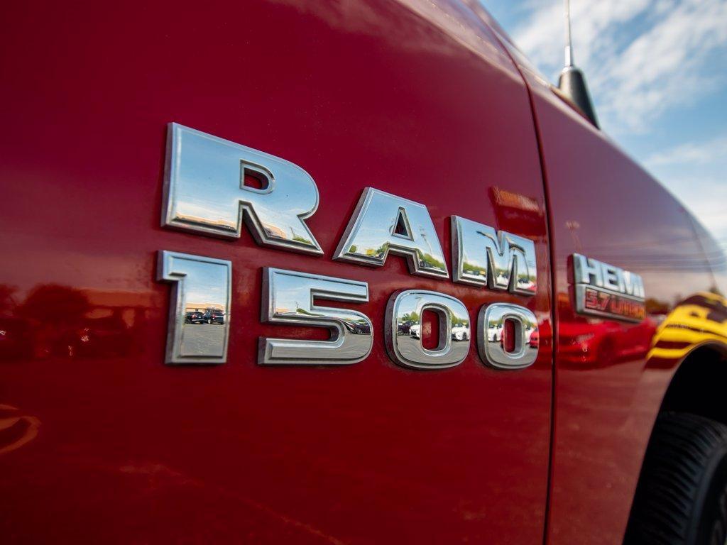 2018 RAM 1500 Lone Star