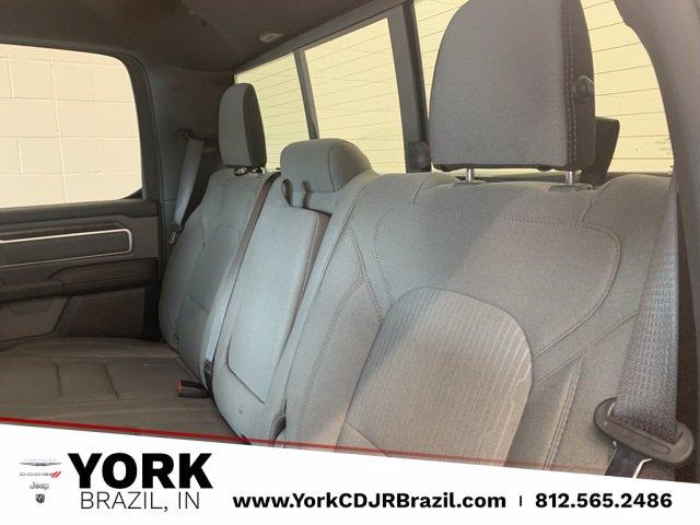 2021 RAM 1500 4x4 Crew Cab