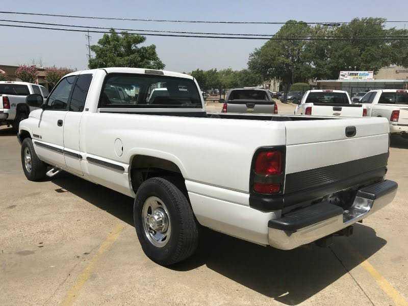 used Dodge Ram 2500 1999 vin: 1B7KC23Z2XJ607088