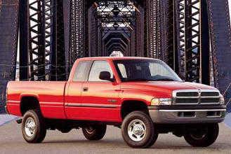 Dodge Ram 2500 2001 $15457.00 incacar.com