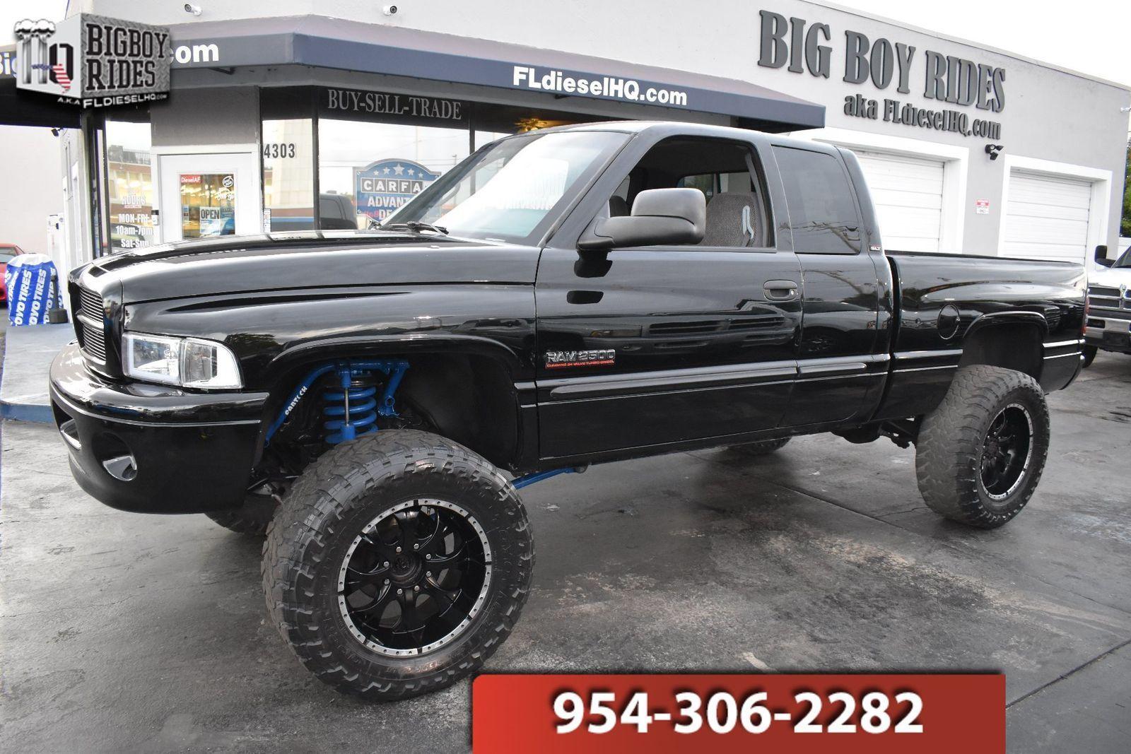 Dodge Ram 2500 2001 $21995.00 incacar.com