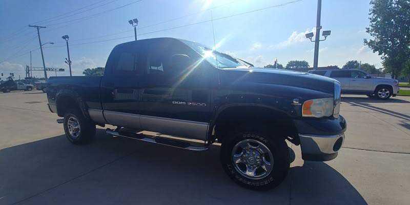 Dodge Ram 2500 2003 $15999.00 incacar.com