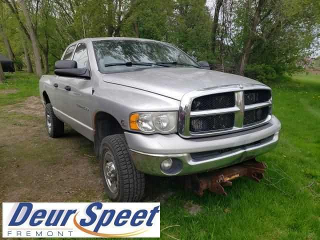Dodge Ram 2500 2004 $8995.00 incacar.com