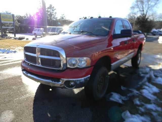 Dodge Ram 2500 2004 $4932.00 incacar.com