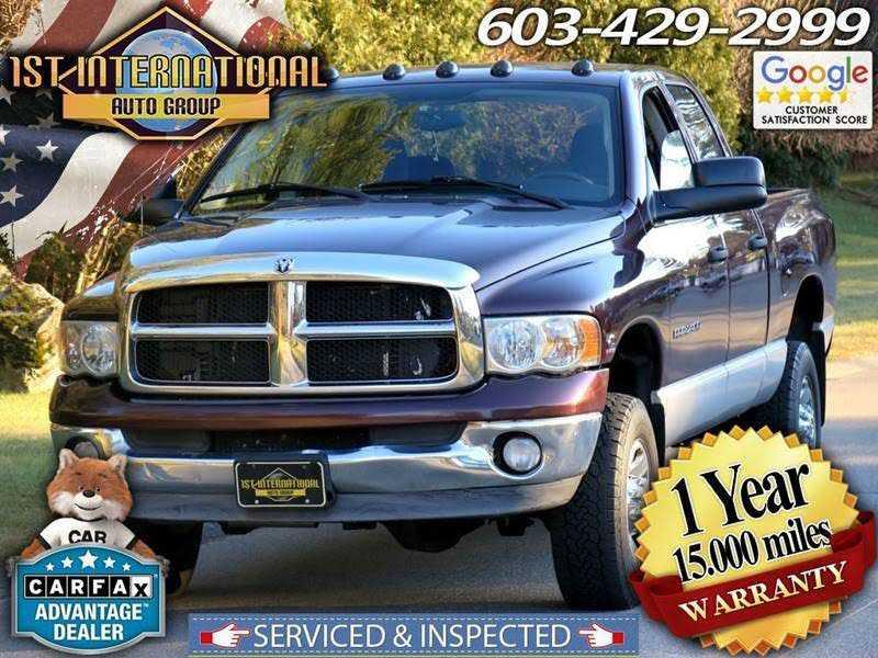 Dodge Ram 2500 2004 $13995.00 incacar.com