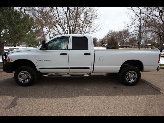 Dodge Ram 2500 2004 $14500.00 incacar.com