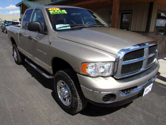 Dodge Ram 2500 2005 $18995.00 incacar.com
