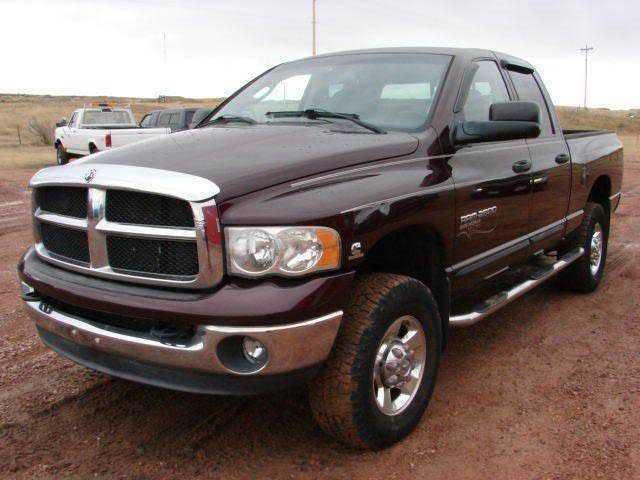 Dodge Ram 2500 2005 $15995.00 incacar.com