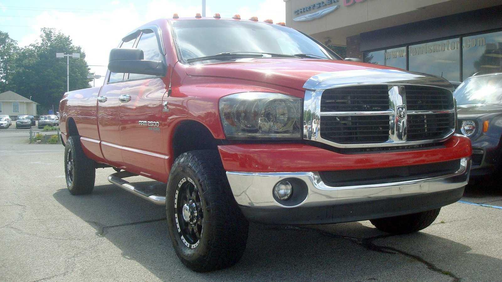 Dodge Ram 2500 2006 $16550.00 incacar.com