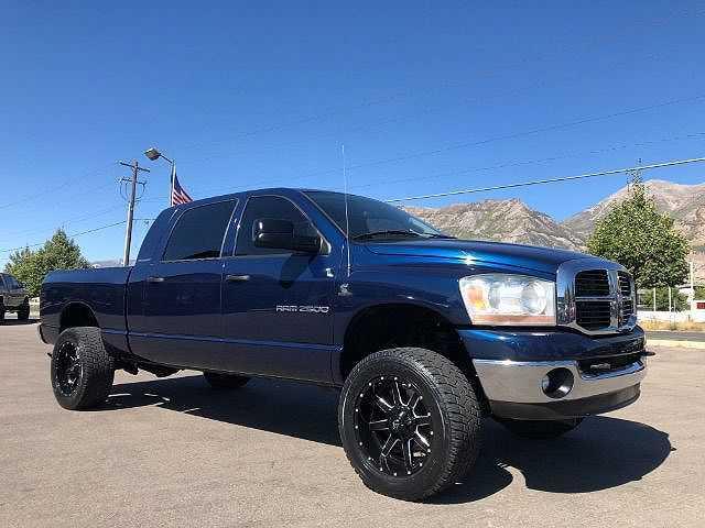 Dodge Ram 2500 2006 $27495.00 incacar.com