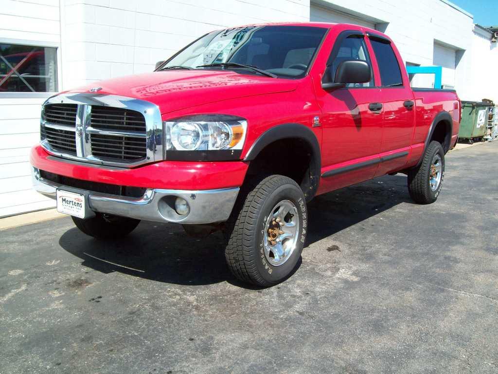 Dodge Ram 2500 2007 $21880.00 incacar.com