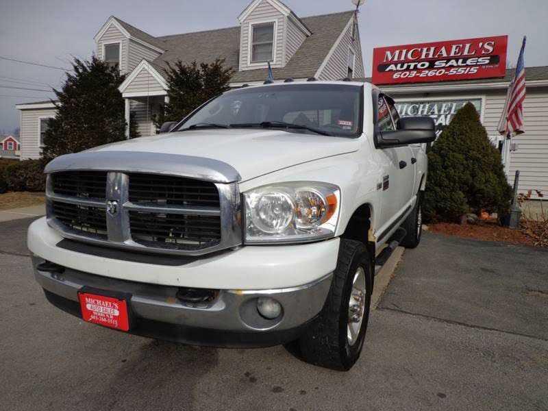 Dodge Ram 2500 2007 $3995.00 incacar.com