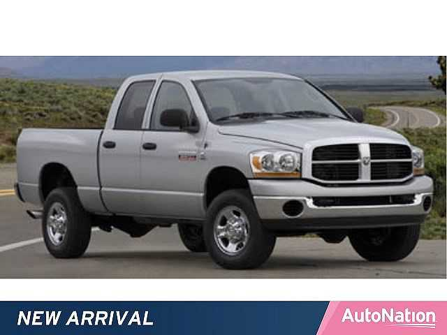 used Dodge Ram 2500 2007 vin: 1D7KS28A47J621053