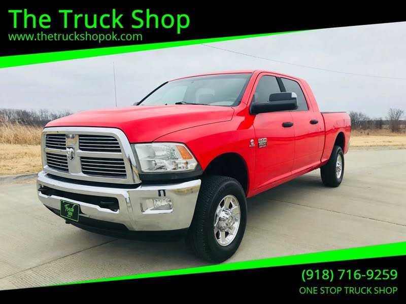 Dodge Ram 2500 2011 $19900.00 incacar.com