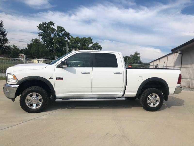 Dodge Ram 2500 2011 $22990.00 incacar.com