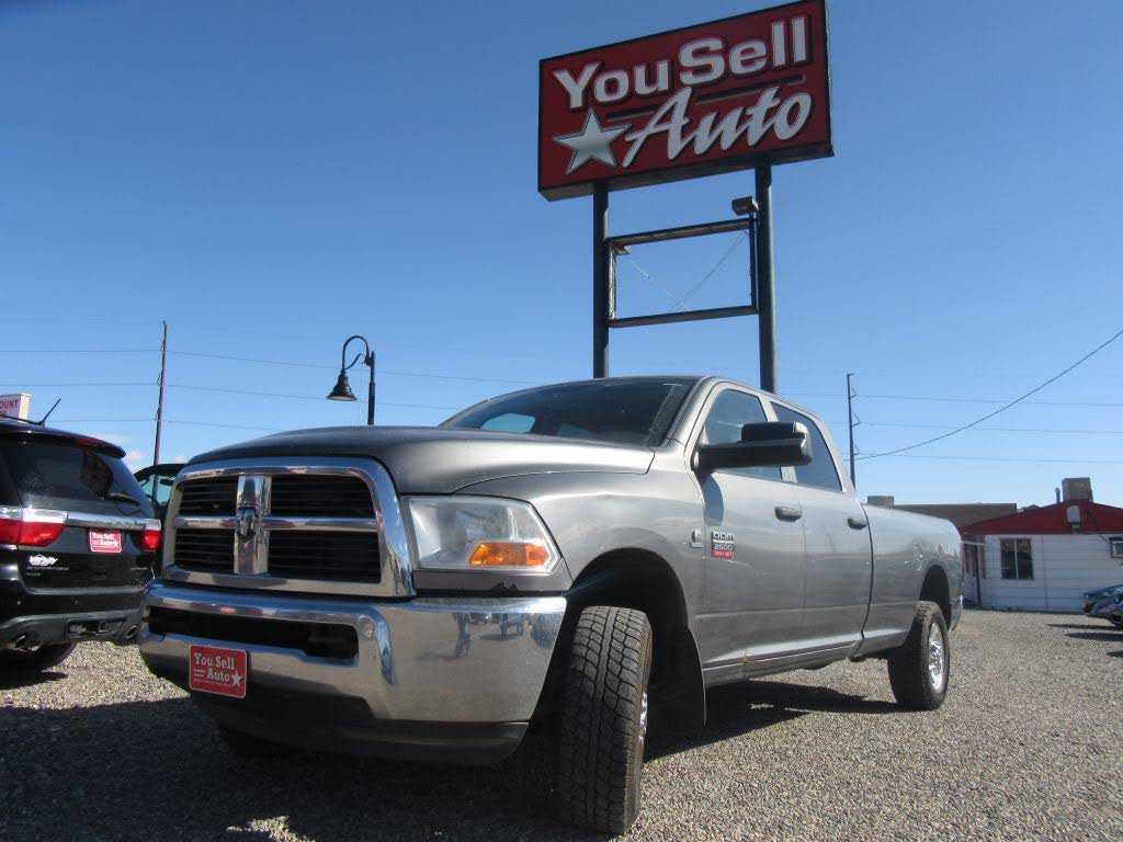 Dodge Ram 2500 2011 $18995.00 incacar.com