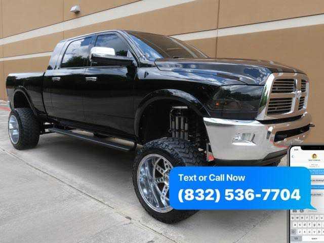 Dodge Ram 2500 2012 $44995.00 incacar.com