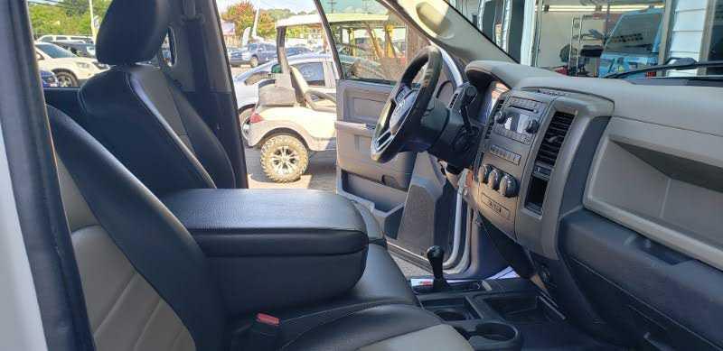 used Dodge Ram 2500 2012 vin: 3C6TD5CT8CG211569