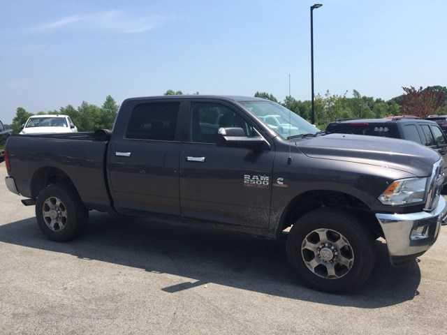 Dodge Ram 2500 2016 $33844.00 incacar.com