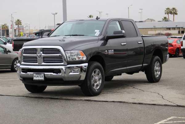 Dodge Ram 2500 2018 $49347.00 incacar.com