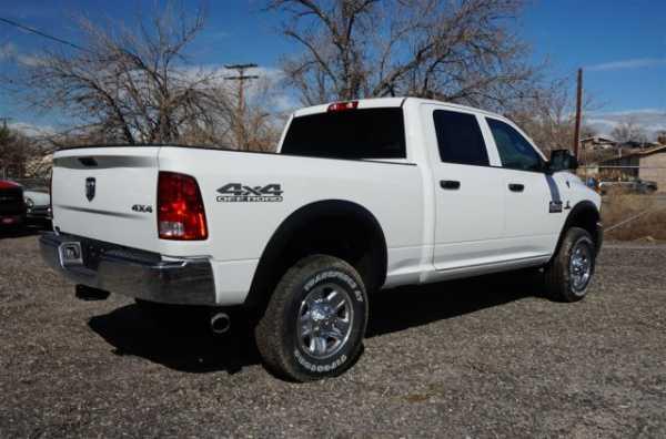 Dodge Ram 2500 2018 $54935.00 incacar.com
