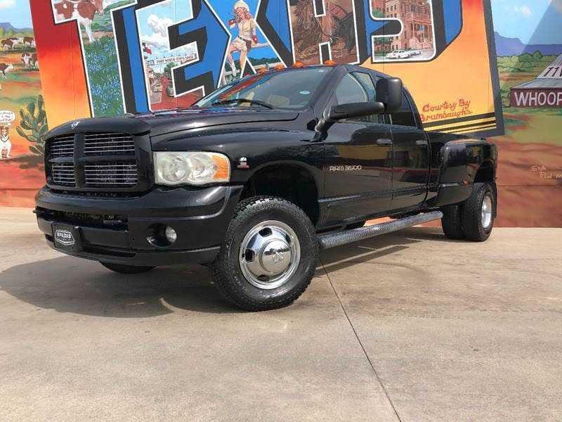Dodge Ram 3500 2004 $12995.00 incacar.com