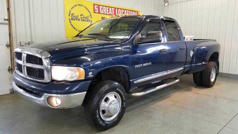 Dodge Ram 3500 2005 $11995.00 incacar.com