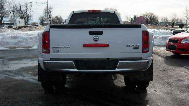 Dodge Ram 3500 2005 $25495.00 incacar.com