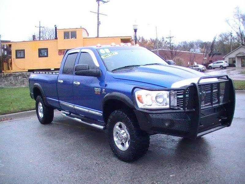 used Dodge Ram 3500 2008 vin: 3D7MX38A28G200886
