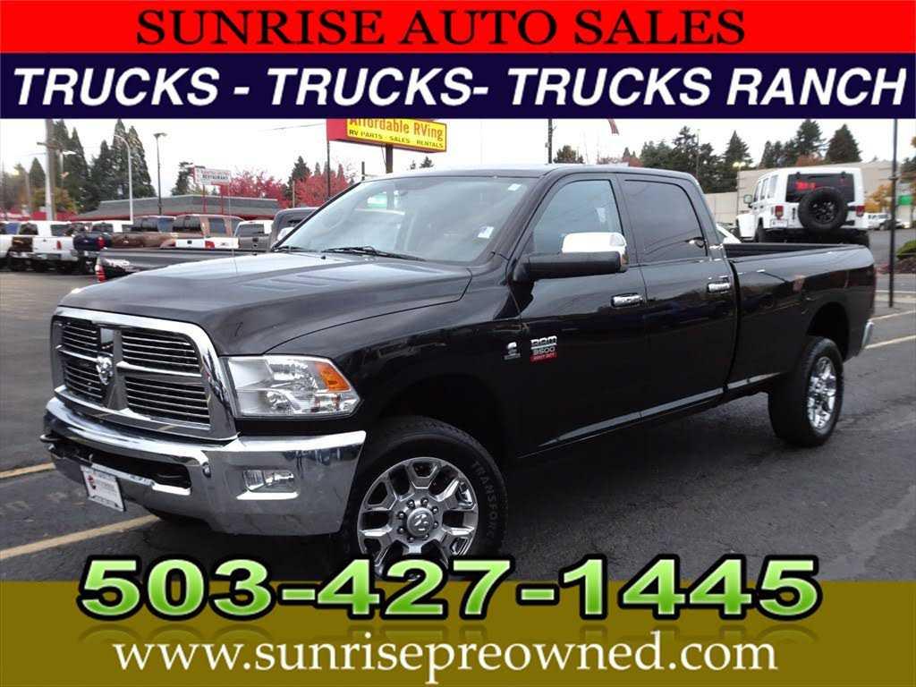 Dodge Ram 3500 2011 $38499.00 incacar.com