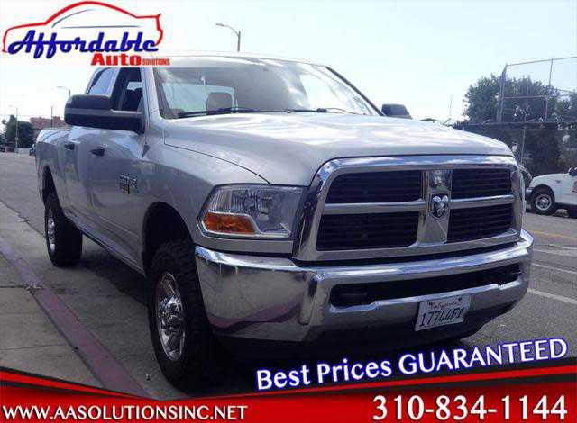 Dodge Ram 3500 2012 $21888.00 incacar.com