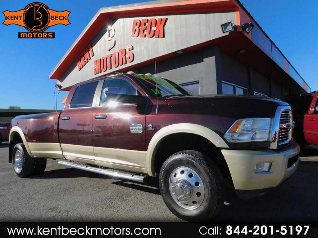 Dodge Ram 3500 2012 $26995.00 incacar.com