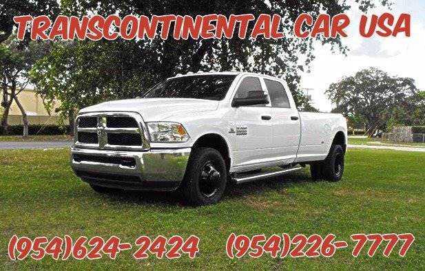 Dodge Ram 3500 2014 $36990.00 incacar.com