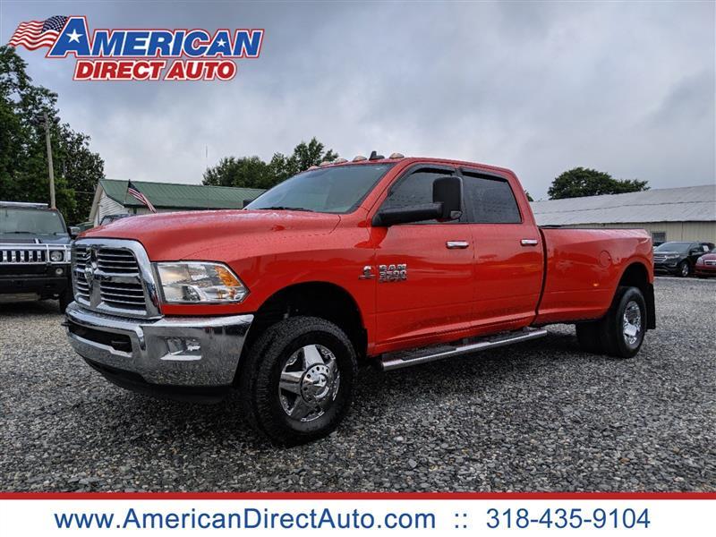 Dodge Ram 3500 2016 $18685.00 incacar.com