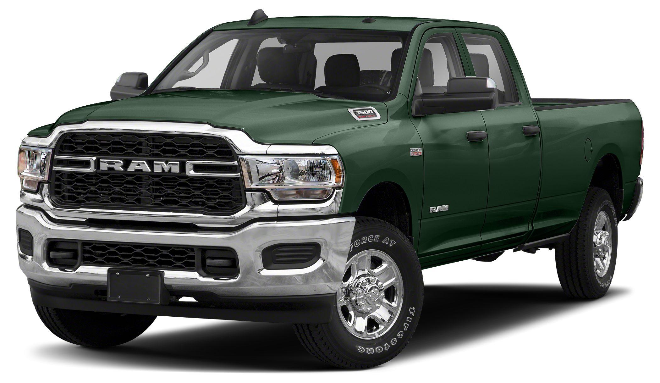 2021 RAM 3500 Big Horn