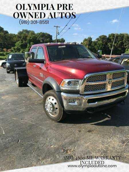 Dodge Ram 4500 2014 $53999.00 incacar.com