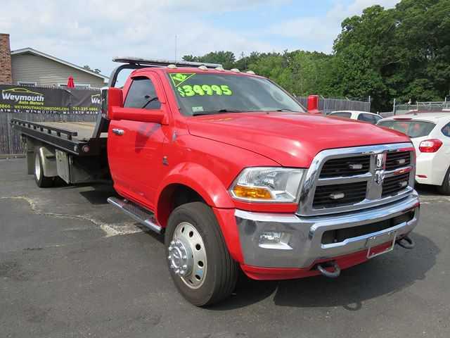 Dodge Ram 5500 2012 $34995.00 incacar.com