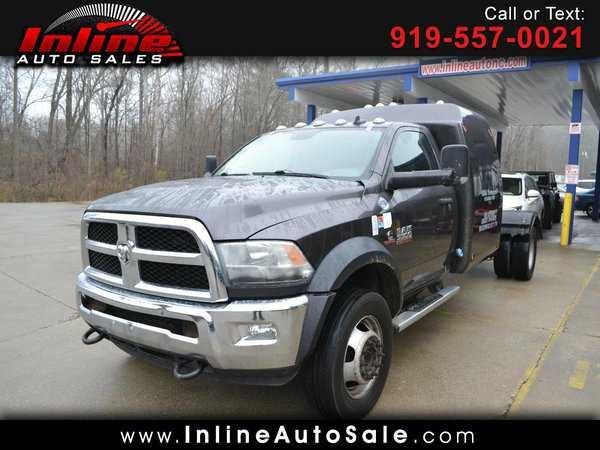 Dodge Ram 5500 2016 $17995.00 incacar.com