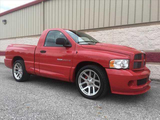 Dodge Ram SRT10 2004 $29995.00 incacar.com