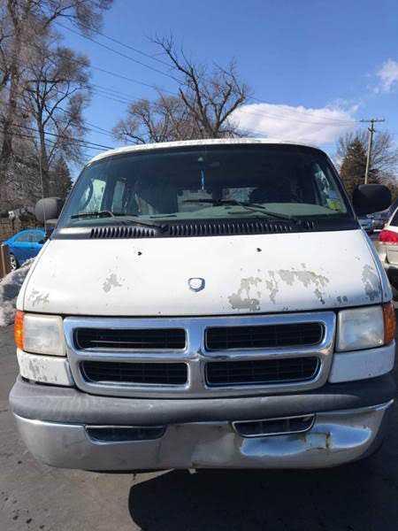 Dodge Ram Van 2001 $1798.00 incacar.com