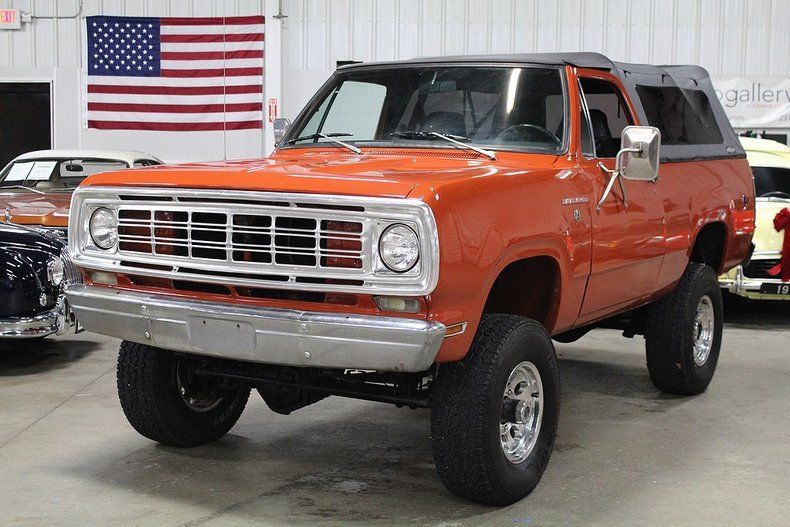 Dodge Ramcharger 1976 $29900.00 incacar.com