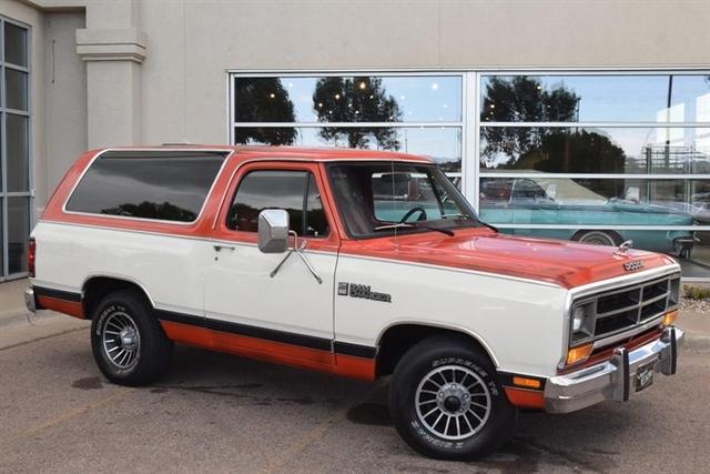 Dodge Ramcharger 1986 $7995.00 incacar.com